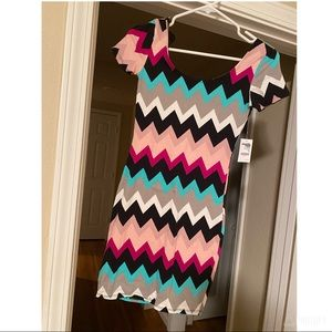 Brand new never worn Charlotte Russe bodycon dress